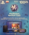Karta PlayStation Network 100zł (PS3)